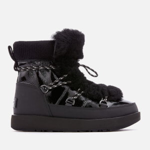 UGG Women's Highland Waterproof Boots - Black