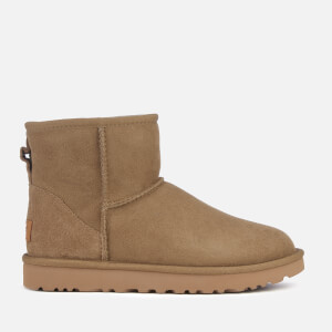 UGG Women's Classic Mini II Sheepskin Boots - Antilope