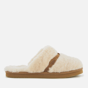 UGG Women's Dalla Sheepskin Slippers - Natural