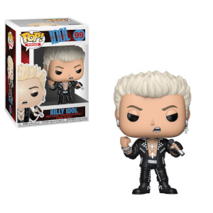 Pop! Rocks - Billy Idol Pop! Vinyl Figur