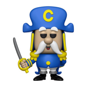 Quaker Oats Cap'n Crunch with Sword Funko Pop! Vinyl
