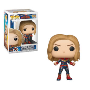 Marvel - Captain Marvel Pop! Vinyl