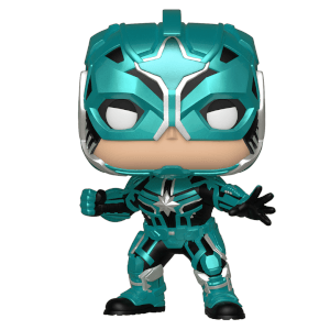 Marvel Captain Marvel - Star Commander Vinyl