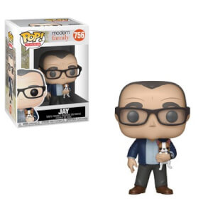 Modern Family Jay with Dog Funko Pop! Vinyl