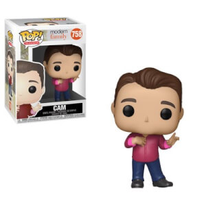 Figurine Pop! Cam - Modern Family