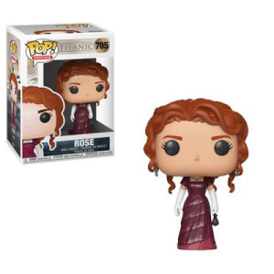 Titanic - Rose Pop! Vinyl Figur