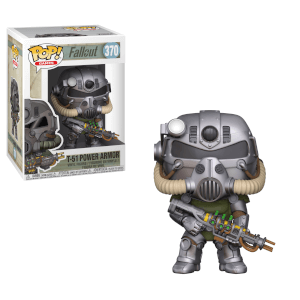 Figura Funko Pop! Power Armour - Fallout