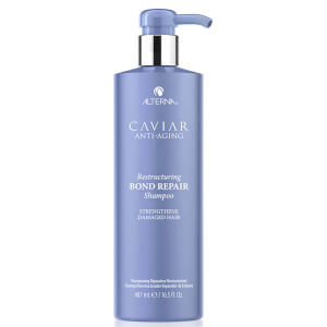 Alterna Caviar Anti-Aging Restructuring Bond Repair Shampoo - 16.5 oz