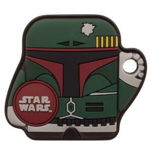 FoundMi Star Wars Boba Fett Rubber Key Chain Tracker