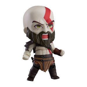 God of War Kratos Nendoroid Actionfigure