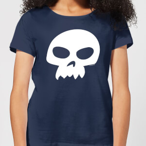 Toy Story Sid's Skull Women's T-Shirt - Navy