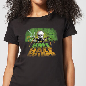 Toy Story Half Doll Half Spider Women's T-Shirt - Black