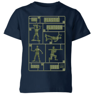 Toy Story Plastic Platoon Kids' T-Shirt - Navy