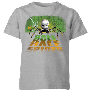 Toy Story Half Doll Half Spider Kids' T-Shirt - Grey