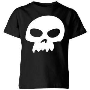 Toy Story Sid's Skull Kids' T-Shirt - Black