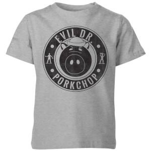 Toy Story Dr Porkchop Kinder T-shirt - Grijs