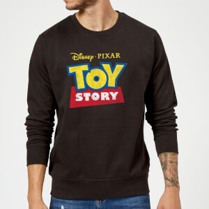 Sweat Homme Logo Toy Story - Noir