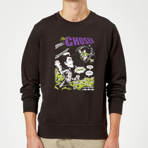Toy Story Comic Cover Pullover - Schwarz