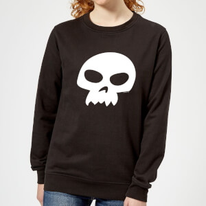 Toy Story Sid's Skull Women's Sweatshirt - Black