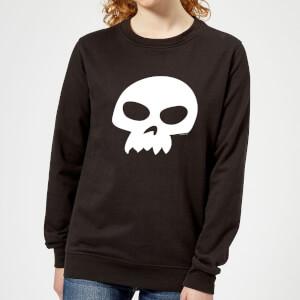 Toy Story Sid's Skull Damen Pullover - Schwarz