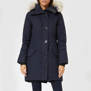 Canada Goose Women's Rossclair Parka - Admiral Blue