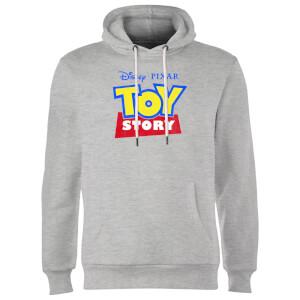 Toy Story Logo Hoodie - Grey