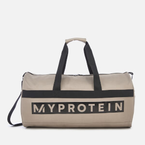 Myprotein SYS Barrel Bag - Taupe