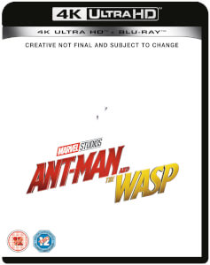 Ant-Man and the Wasp - 4K UHD