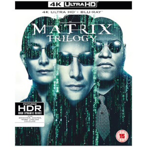 The Matrix Trilogy - 4K Ultra HD