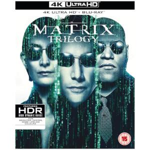 The Matrix Trilogy - 4K Ultra HD