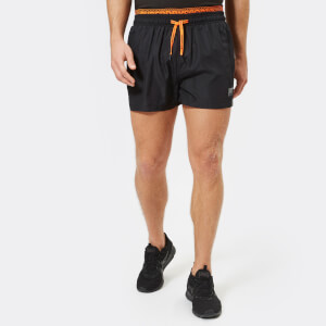Superdry Sport Men's Active Training Shorts - Black