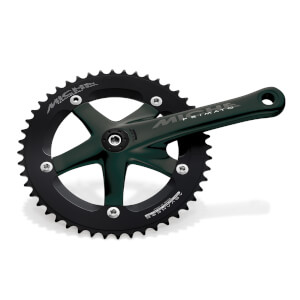 Miche Primato Advanced Track Chainset - Black