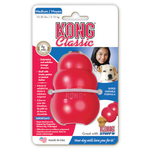 KONG Classic Dog Toy - Medium
