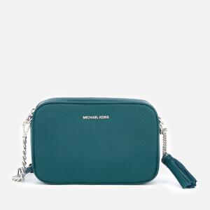 MICHAEL MICHAEL KORS Women's Medium Camera Bag - Luxe Teal