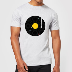 Florent Bodart Music Everywhere Men's T-Shirt - Grey
