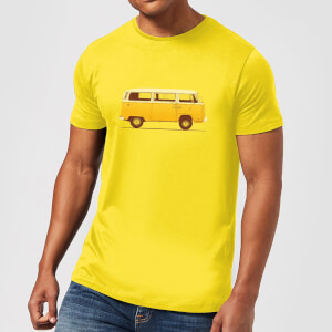 Florent Bodart Yellow Van Men's T-Shirt - Yellow
