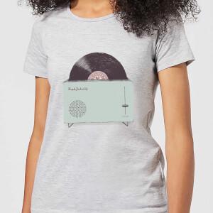 High Fidelity Women's T-Shirt - Grey