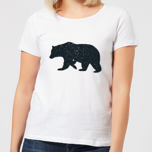Florent Bodart Bear Women's T-Shirt - White