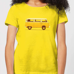 Florent Bodart Yellow Van Women's T-Shirt - Yellow