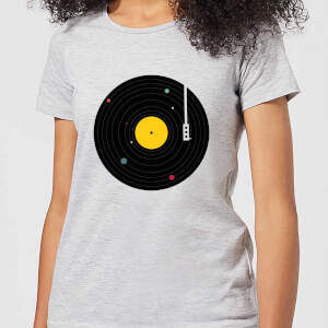 Florent Bodart Music Everywhere Women's T-Shirt - Grey