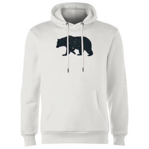 Florent Bodart Bear Hoodie - White