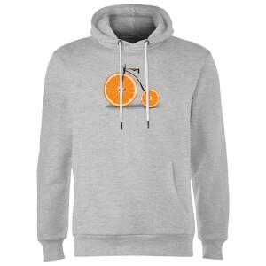 Citrus Hoodie - Grey