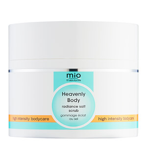 Mio Skincare Heavenly Body Radiance Salt Scrub 300g