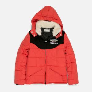 Golden Goose Deluxe Brand Women's Agena Winter Jacket - Coral