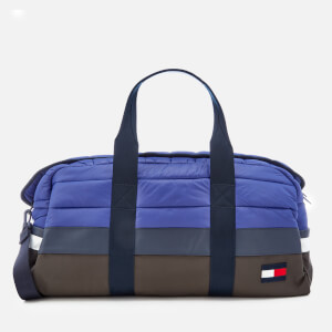 Tommy Hilfiger Men's City Trek Duffle Bag - Blue