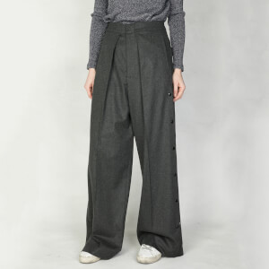 Golden Goose Deluxe Brand Women's Bertilla Trousers - Grey Melange