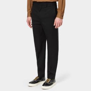Lemaire Men's Suit Pants - Black