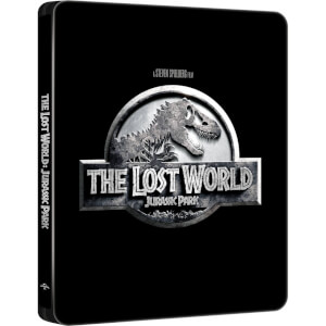 Le Monde Perdu : Jurassic Park - Steelbook Exclusif Limité pour Zavvi