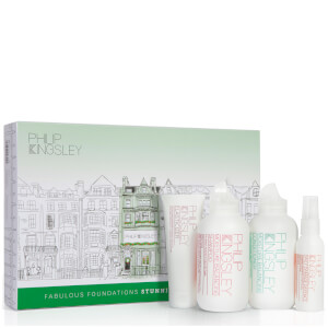 Philip Kingsley Fabulous Foundations: Stunningly Sleek and Shiny Kit (Worth £69.00)