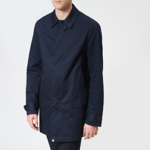Pretty Green Men's Glendon Mac - Navy